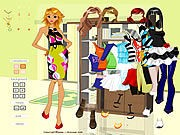 Thumbnail of Girl Dressup 11