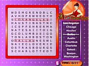 Cities In America Word Search thumbnail