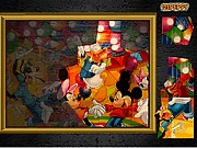 Thumbnail of Puzzle Mania Mickey Mouse