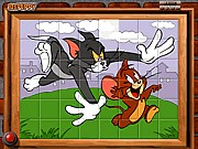 Thumbnail of Sort My Tiles Tom and Jerry