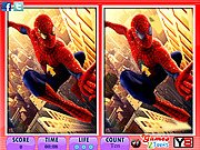 Thumbnail of 10 Differences Spiderman