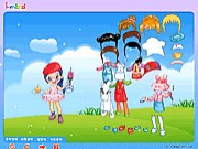 Thumbnail of Dress Up Little Woman