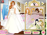 Barbie Wedding Dressup thumbnail