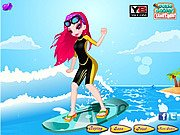 Thumbnail of Surfing Weekend Dressup