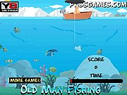 Old Man Fishing thumbnail