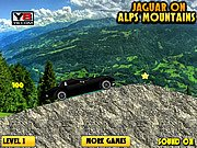 Jaguar on Alps Mountain thumbnail
