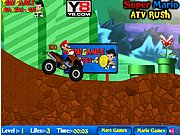 Super Mario ATV Rush thumbnail