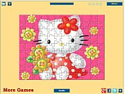 Hello Kitty Flowers thumbnail