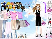 Thumbnail of Eline Dress up