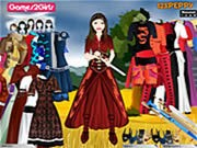 Thumbnail of Reena Kendo Girl Dressup