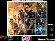Thumbnail of Iron Man 3 Spin Puzzle