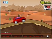 Thumbnail of Desert drive game
