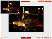 Thumbnail of Paris Taxi Jigsaw