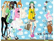 Thumbnail of Cute Style Dressup