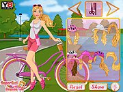 Barbie Goes Cycling thumbnail
