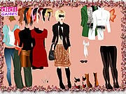 Paris Day Dressup thumbnail