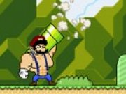 Thumbnail of Super Bazooka Mario 1.5