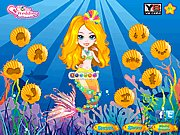 Mermaid Bride Dressup thumbnail