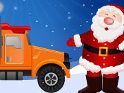 Santa Truck Parking thumbnail