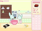 Thumbnail of Bunnies Kingdom Cooking Game