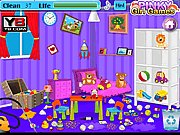 Thumbnail of Dora Kids Room Cleanup