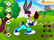 Thumbnail of Bugs Bunny Dress Up Game