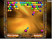 Thumbnail of Redakai Bubble Shooter