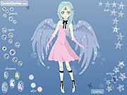 Thumbnail of Sad Fairy Dressup