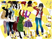 Thumbnail of Autumn Season Dress Up