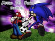Thumbnail of Mario Vs Sonic Football