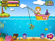 Thumbnail of Baby Fishing Games