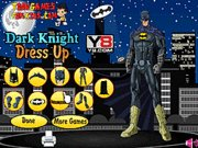 Thumbnail of Dark Knight Dressup Game