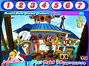 Donald Duck Hidden Numbers thumbnail
