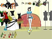 Thumbnail of Funky Clothing Dressup