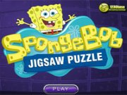 Thumbnail of Spongebob - Jigsaw Puzzle