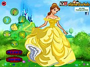 Thumbnail of Belle Princess Dress Up