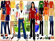 Thumbnail of Homecoming Dressup Game