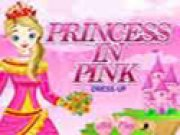 Thumbnail of Princess In Pink Dress up
