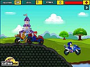 Thumbnail of Mario Bike League