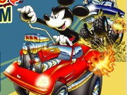 Thumbnail of Mickey Racing Machine