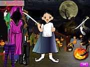 Thumbnail of Halloween Cute Dressup