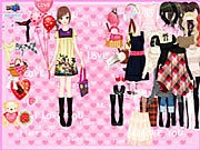 Thumbnail of Time to Love Dressup
