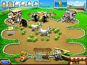 Thumbnail of Farm Frenzy Pizza Party