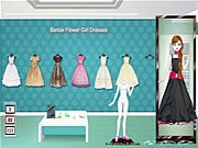 Barbie Flower Girl Dresses thumbnail