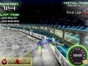 Thumbnail of Spaceship Racing 3D
