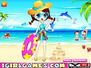 Summer Beach Dress Up thumbnail