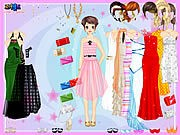 Thumbnail of Red Carpet Dress up