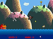 Thumbnail of Super Mario Boat Bonanza