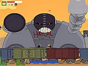 Thumbnail of Pico Blast - Trouble in the Train-Yard