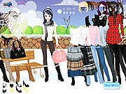 Thumbnail of Winter Trend Dress Up